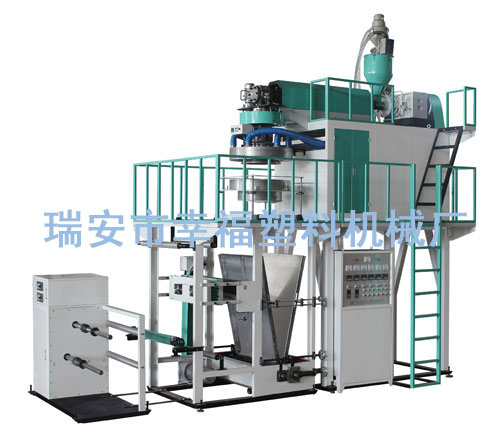 rotating head, tubular quench film blowing machine